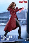 Scarlet Witch Civil War Hot Toys 9