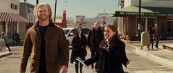 Thor Jane walk