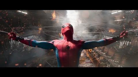 Человек-Паук возвращение домой - третий трейлер