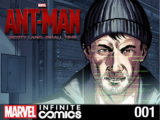 Ant-Man - Scott Lang: Small Time