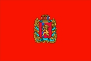 Flag of Krasnoyarsk Krai