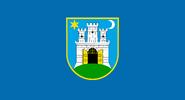 Flag of Zagreb