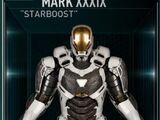 Броня Железного человека: Mark XXXIX