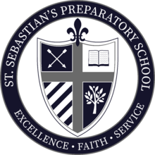 St. Sebastian Preparatory School Logo