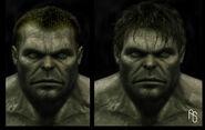 The Incredible Hulk concept art 10