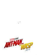 Ant-Man and the Wasp First Poster