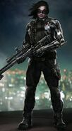 CATWS Winter Soldier concept art 1