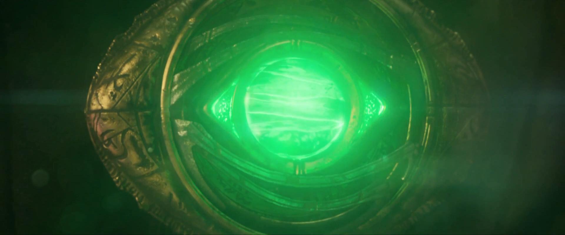 Resultado de imagen para eye of agamotto time stone