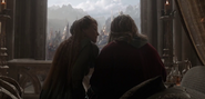 Frigga & Thor