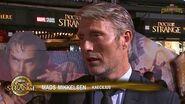 Marvel's Doctor Strange's Mads Mikkelsen Discusses Kaecilius