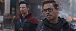 Tony Stark (Earth Is Closed Today)