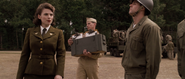 Agent Carter Arrives (Camp Lehigh)