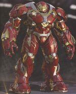 Avengers Infinity War Hulkbuster concept art 7