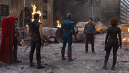 Banner joins the Avengers