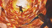 Battle of Titan concept art 13