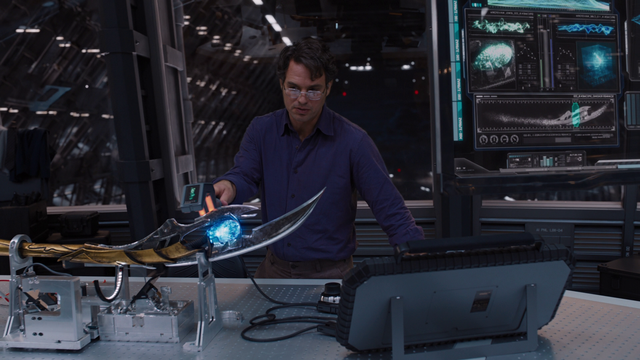 File:Bruce analyzing the Scepter.png