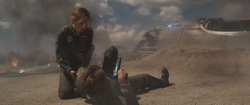Carol Danvers & Mar-Vell