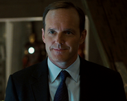 Coulson Welcome