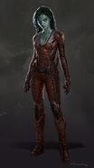 Gamora Concept