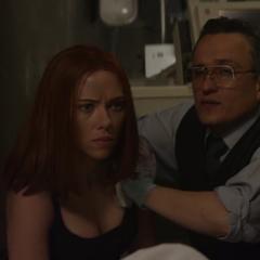 Romanoff es atendida por un médico.