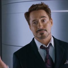 Stark impresionado de la madurez de Parker.