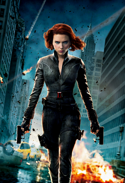 TA - Black Widow Póster sin texto