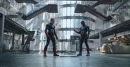 Captain America and Captain America