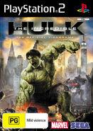 Hulk PS2 AU cover