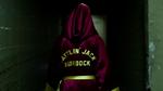Jack Murdock con su traje de boxeo