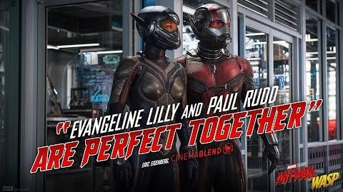 "Marvel Studios' Ant-Man and The Wasp ""Experience"" TV Spot"