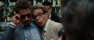 Tony Stark & Justin Hammer