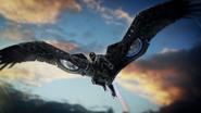 Vulture's Exo-Suit (The Vulture Takes Flight)