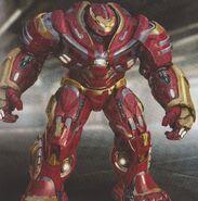 Avengers Infinity War Hulkbuster concept art 4