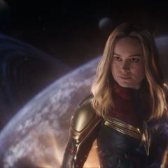 Danvers revela que Thanos está sólo.