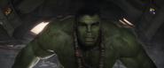 Hulk in Quinjet (TR 2017)