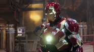 Iron Man Armor (Mark 46 - The Making of CACW)