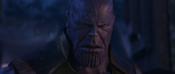 Thanos Cries