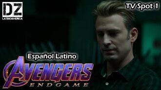 """Avengers Endgame (TV Spot 1 """"Super Bowl"""" Dob Español Latino) DubZoneLA"""