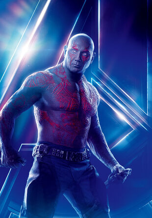 Drax the Destroyer | Marvel Cinematic Universe Wiki | FANDOM