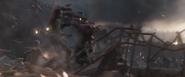 Nebula & Gamora (Battle of Earth)