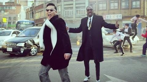 PSY - HANGOVER (feat. Snoop Dogg) M V