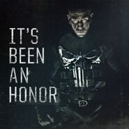 The Punisher - It's Been An Honor
