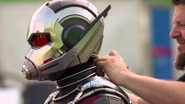 Ant-Man's Civil War Helmet (The Making of CACW)