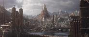 Asgard (Thor Ragnarok)