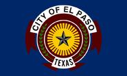 Flag of El Paso,Texas