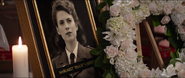 Margaret 'Peggy' Carter - Funeral Memorial Photo