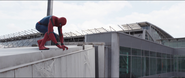 Spider-Man Leipzig Airport