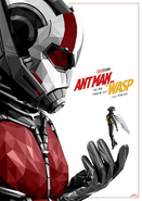 AM&TW - Ant-Man poster