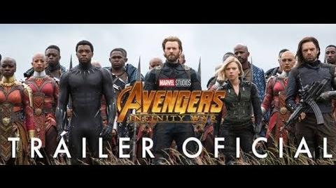Avengers Infinity War - Segundo Trailer (Doblado)