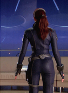 Black Widow's Suit test 2